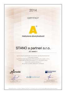 Certifikat_A_SK_STANO-a-partneri